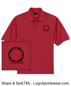 Golf Polo Design Zoom