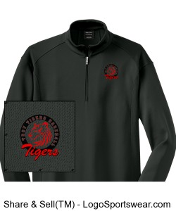 Golf Pullover Design Zoom